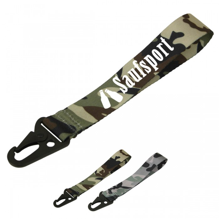 Saufsport Schlüsselband Camouflage Verschiedene Farben