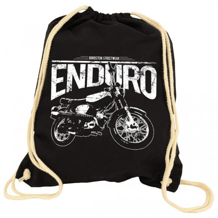 Gym Bag mit S51 Enduro Motiv