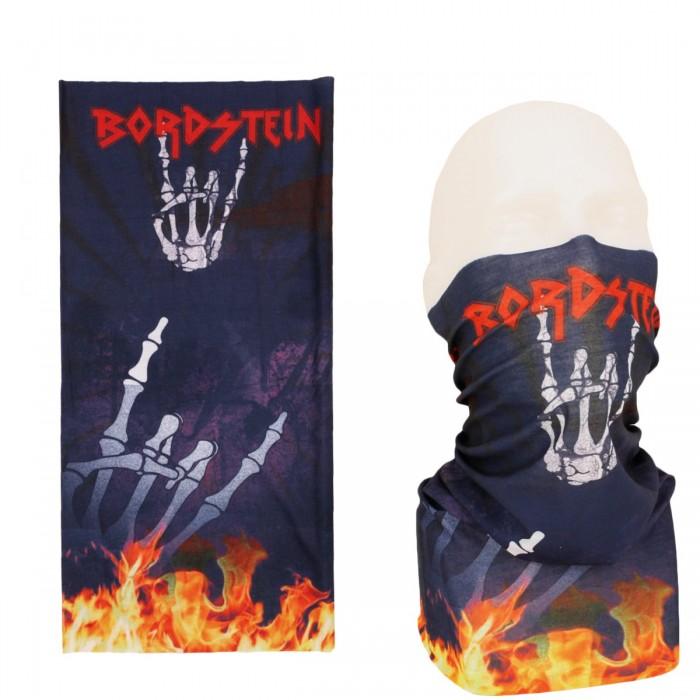 Bordstein Streetwear Tube Schal mit Pommesgabel