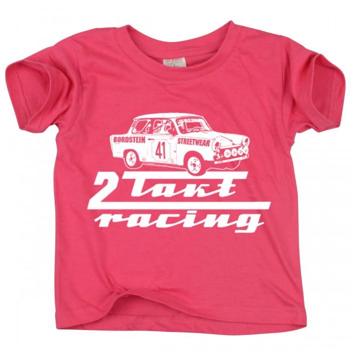 2 Takt Racing Kinder T-Shirt Trabi Fuchsia