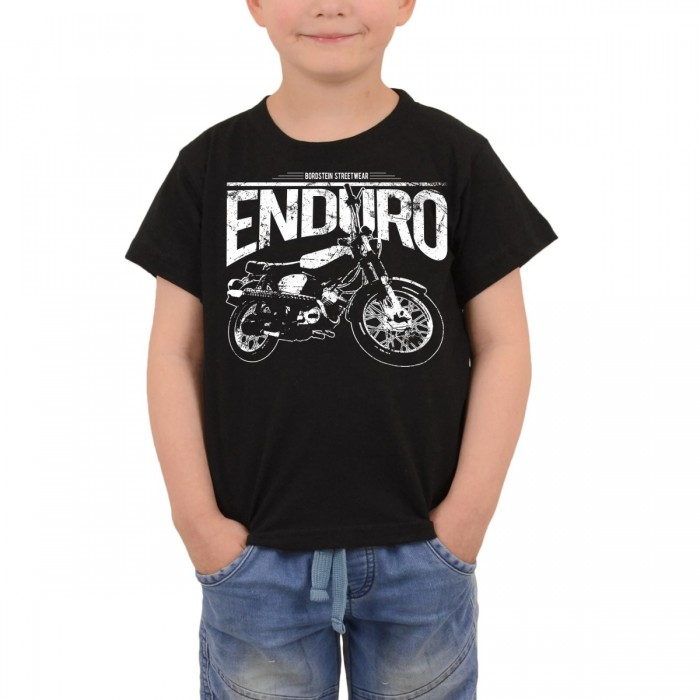 Enduro Shirt für Kinder