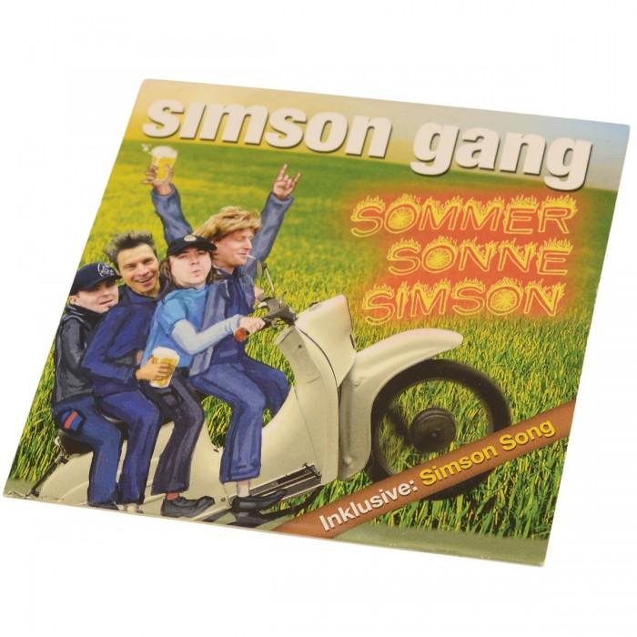 Simson Gang Band CD Sommer Sonne Simson
