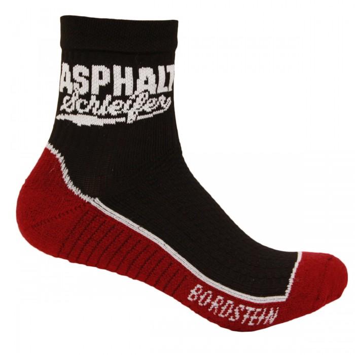 Asphaltschleifer Socken mit Funktion