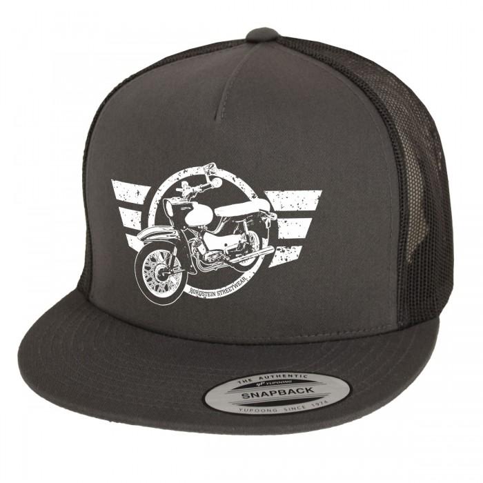 Star Vintage-Motiv auf Trucker-Mütze