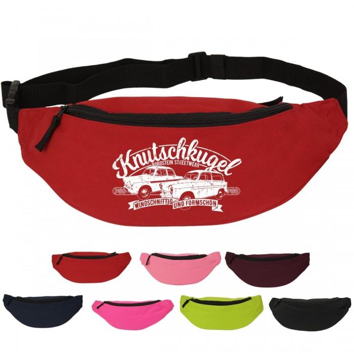 Knutschkugel P50 P60 Gürteltaschen Verschiedene Farben