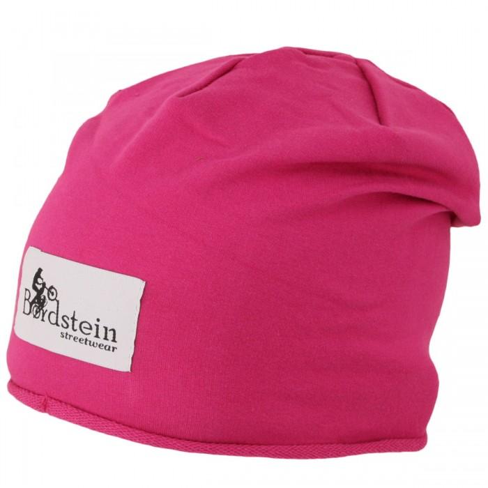Pinke Mütze im Vintage Look