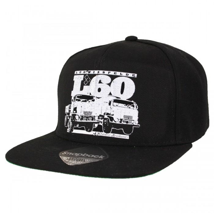 Cap mit L60 LKW Motiv