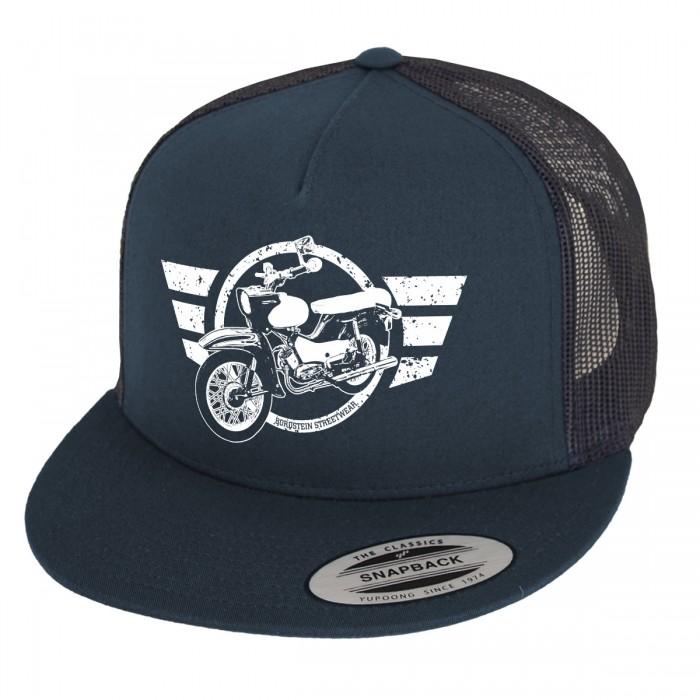Bordstein Trucker-Cap mit tollem Star-Print
