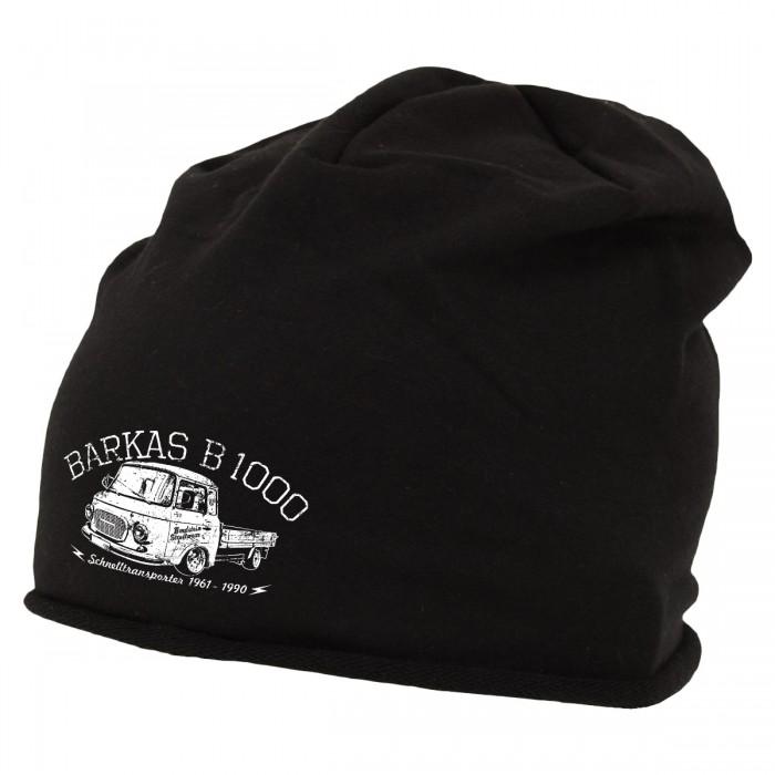 Bordstein Mütze mit B 1000 Pritsche