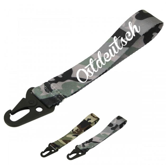 Ostdeutsch Schlüsselband Camouflage Verschiedene Farben