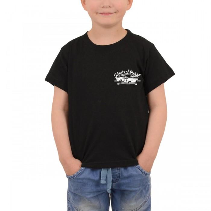 500er Renppappe auf Kinder Shirts