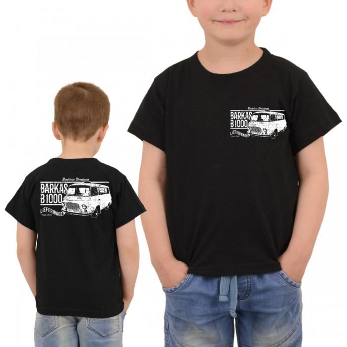 Kindershirt mit B 1000 Kastenwagen
