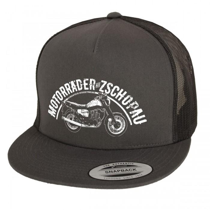 Motorräder aus Zschopau Trucker-Cap