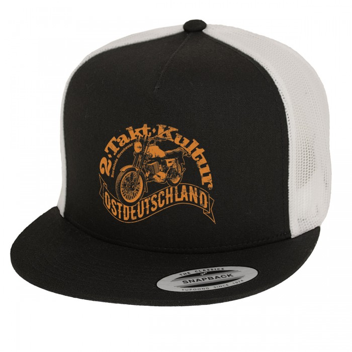 Bordstein Trucker-Mütze mit tollem Motiv