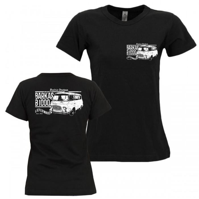 B 1000 Barkas Lieferwagen Damen T-Shirt