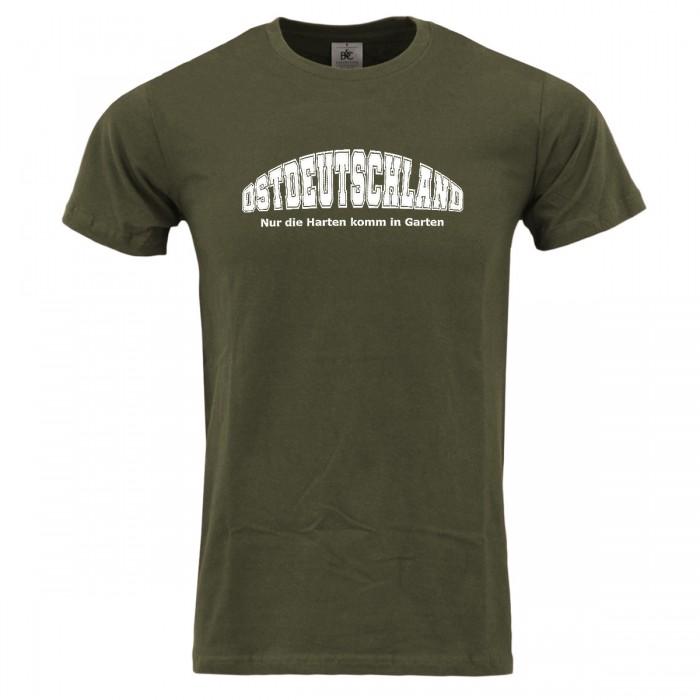 Ostdeutsches Männer Shirt