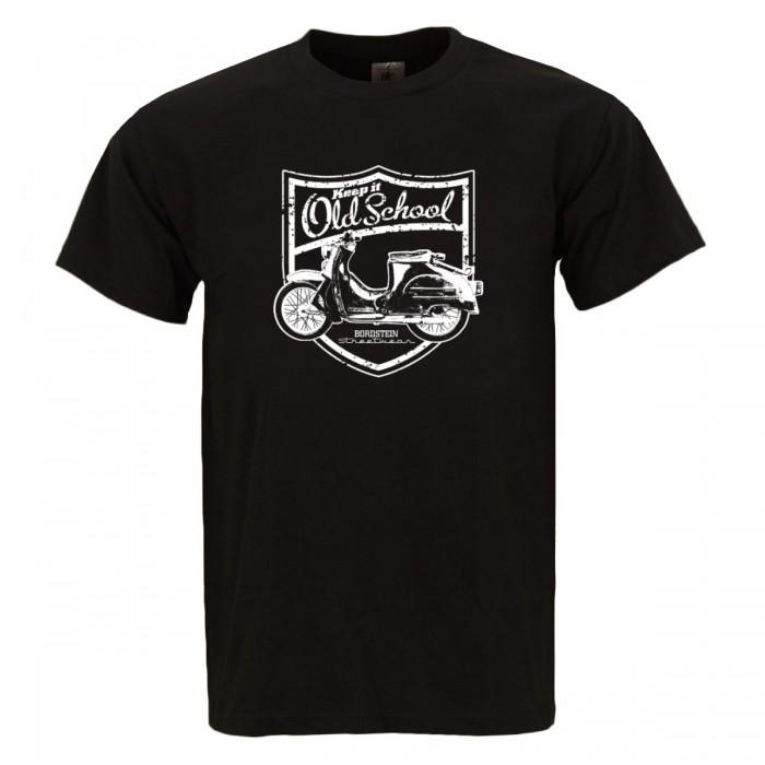 Bordstein Herren T-Shirt KR50 Schwarz