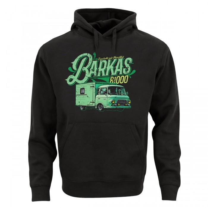 Barkas B 1000 Koffer