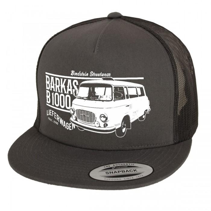 B 1000 Barkas Motiv auf Trucker Mütze