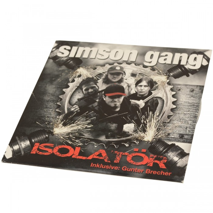 Simson Gang CD Isolatör