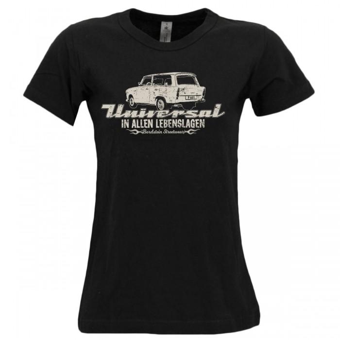 Trabi 601 Kombi Mädels Shirt