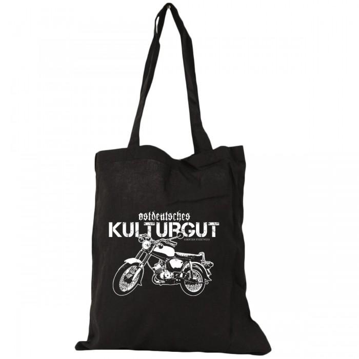 Henkelbeutel mit Suhler Moped