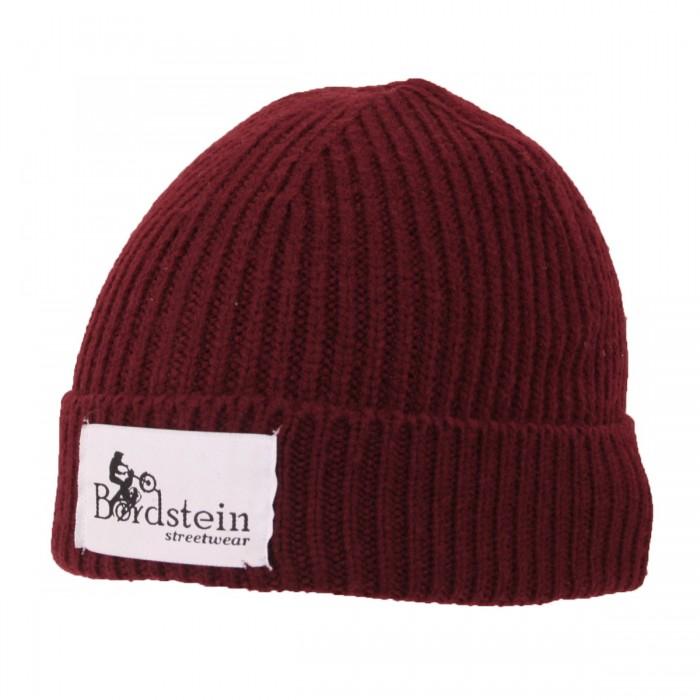 Knit Hat burgundy