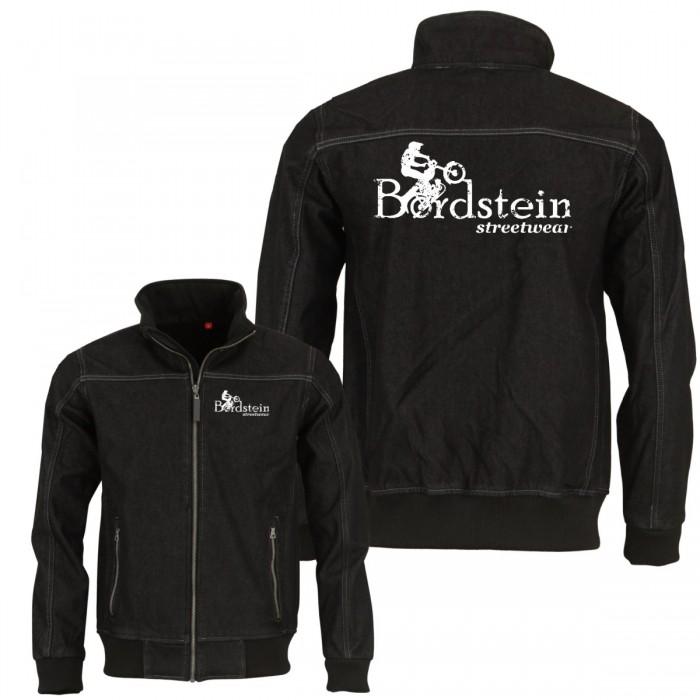 Funktionsjacke mit Performance Membran und Bordstein Logo