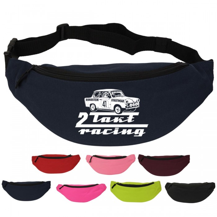 2 Takt Racing Bauchtasche Verschiedene Farben