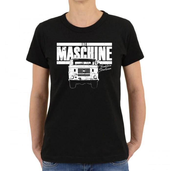 Mädels Shirt: Die Maschine - Ifa W50