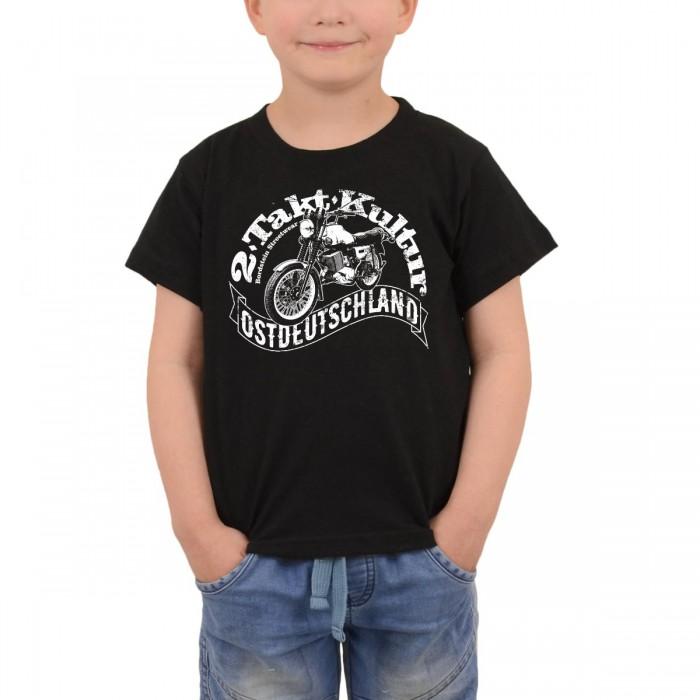 Kinder Shirt ETZ 250 Zwei Takt Kultur Ostdeutschland
