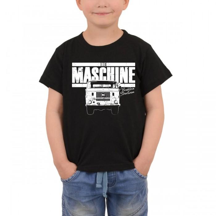 Ifa W50 aus Ludwigsfelde - Kids Shirt