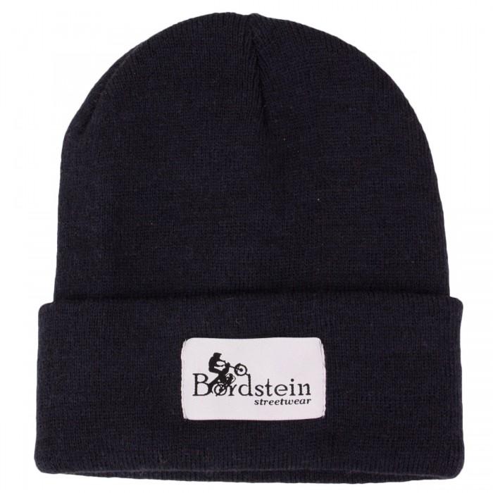 Bordstein Label Beanie Classic Navy