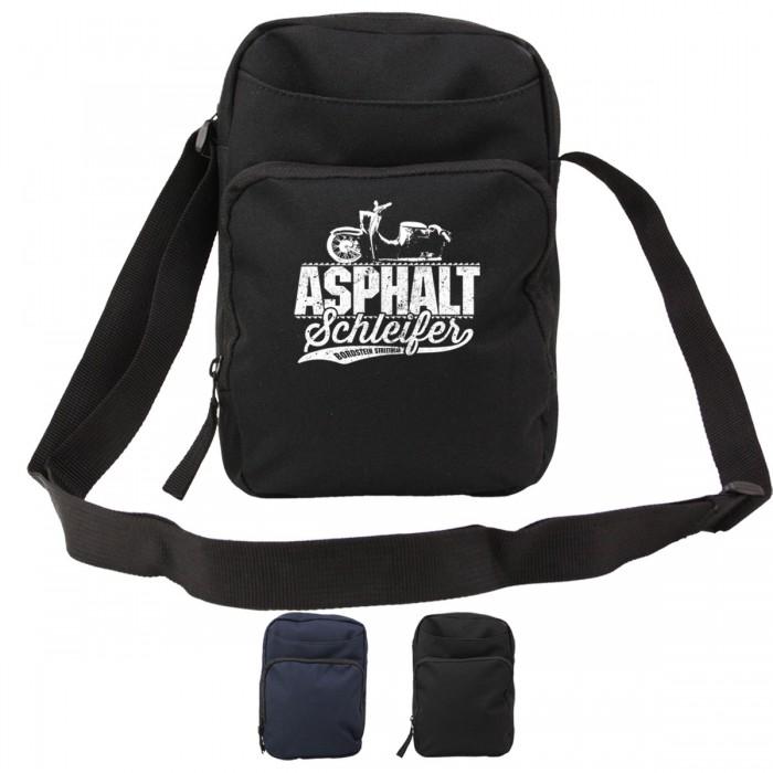 Cross Bag Asphaltschleifer