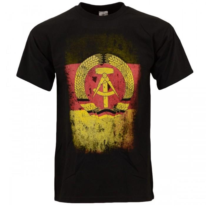 DDR Männer T-Shirt im Vintage Look