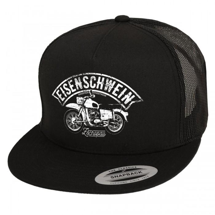 Bordstein Eisenschwein Trucker Kappe